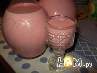 Приготовление домашнего сливочного ликера: шаг 6