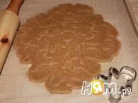 Приготовление ржаных пряников: шаг 4
