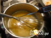 Приготовление пирожного из слоеного теста: шаг 5