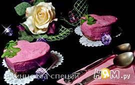 """""""Чизкейк"""" свекольный с сельдью"""