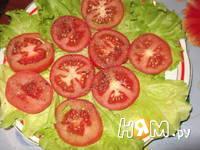 Приготовление закуски с форелью и авокадо: шаг 3