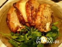 Приготовление свинины запеченной с грушей: шаг 5