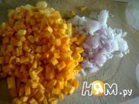 Приготовление супа диетического с рисом: шаг 1