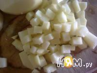 Приготовление супа диетического с рисом: шаг 2