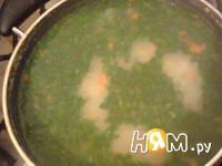 Приготовление супа диетического с рисом: шаг 5