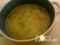 Приготовление супа диетического с рисом: шаг 6