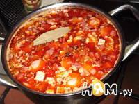 Приготовление сборной мясной солянки: шаг 7