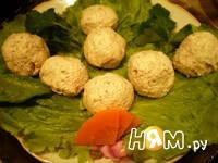 Приготовление паштета - салата из курицы с орехами: шаг 12