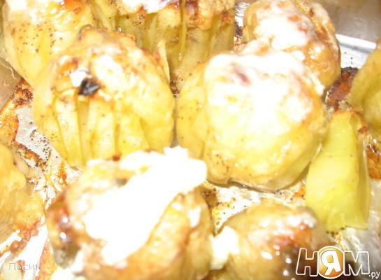 """картофель """"Дофинэ"""""""