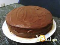 Приготовление торта Шоколадного: шаг 8