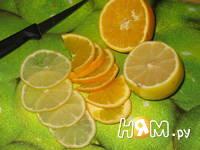 Приготовление маринованных мидий с лимоном: шаг 2
