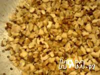 Приготовление козинаков с грецкими орехами: шаг 2