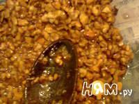 Приготовление козинаков с грецкими орехами: шаг 7