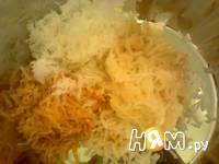 Приготовление салата из черной редьки: шаг 1
