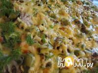 Приготовление пиццы с морепродуктами: шаг 5