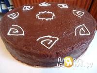 Приготовление торта Захер: шаг 13
