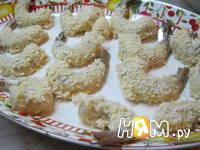 Приготовление креветок в панировке: шаг 2