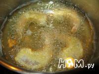 Приготовление креветок в панировке: шаг 3