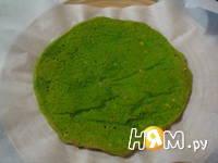 Приготовление торта Изумруд: шаг 7