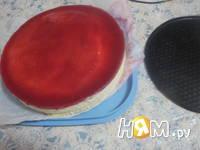 Приготовление торта Изумруд: шаг 25