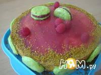 Приготовление торта Изумруд: шаг 26