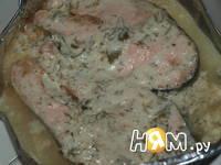 Приготовление лосося в мультиварке: шаг 8