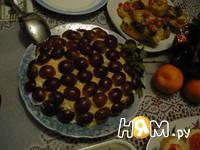 Приготовление салата из курицы, винограда и сыра: шаг 1