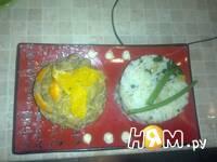 Приготовление куриной печени с апельсинами: шаг 8
