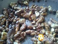 Приготовление кекса с орехами: шаг 1