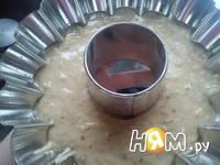 Приготовление кекса с орехами: шаг 5