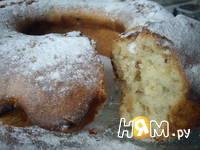 Приготовление кекса с орехами: шаг 6