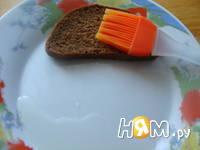 Приготовление бутербродов с шампиньонами: шаг 1