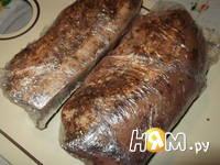 Приготовление грудинки сыровяленой: шаг 6