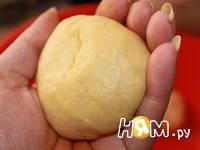 Приготовление восточной сладости с орехами: шаг 6
