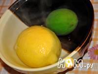 Приготовление имбирного лимонада: шаг 1