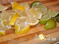Приготовление имбирного лимонада: шаг 3