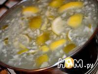 Приготовление имбирного лимонада: шаг 7