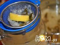 Приготовление имбирного лимонада: шаг 8