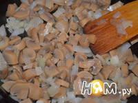 Приготовление салата Ирина: шаг 3