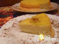 Приготовление шарлотки со свежими ананасами: шаг 8