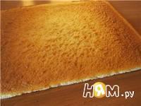 Приготовление торта с суфле: шаг 2