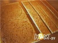 Приготовление торта с суфле: шаг 3