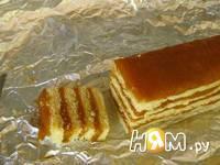 Приготовление торта с суфле: шаг 5