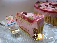Приготовление торта с суфле: шаг 12