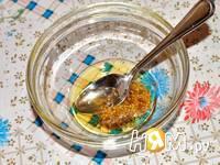 Приготовление салата из капусты кольраби: шаг 3