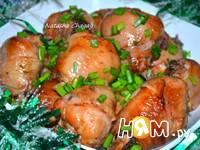 Приготовление запеченных в духовке куриных голеней: шаг 2