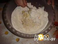 Приготовление вареников с картошкой и луком: шаг 4