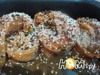 Приготовление семги под маринадом: шаг 4