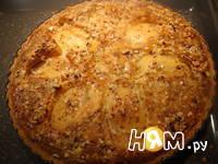 Приготовление грушевого пирога с маскарпоне: шаг 6