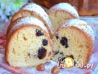 Приготовление медового пирога с черносливом и орехами: шаг 5